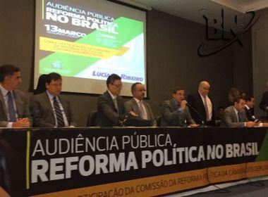 Vicente Cândido diz que STF 'rasgou Constituição' ao criminalizar caixa um