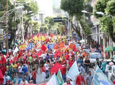 Trabalhadores organizam para esta quarta protesto contra reforma da Previdência