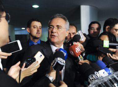 Renan afirma que Cunha ainda exerce 'alguma influência' no governo federal