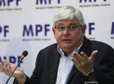 Rodrigo Janot desconversa sobre envio de nova lista ao STF: 'Vamos trabalhar'