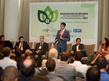 Salvador se junta a 1,5 mil cidades em rede de trabalho pela sustentabilidade