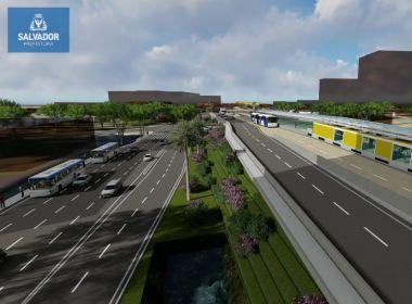 Corredores do BRT serão operados por ônibus comum até conclusão da segunda etapa