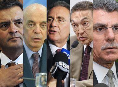 Políticos citados em lista de Janot elaboram estratégias para sobreviver à fase