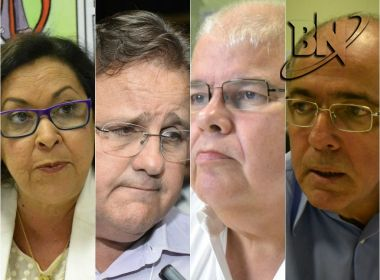 Lídice, Geddel, Lúcio e Aleluia são alvos de pedidos de inquéritos de Janot, segundo JN