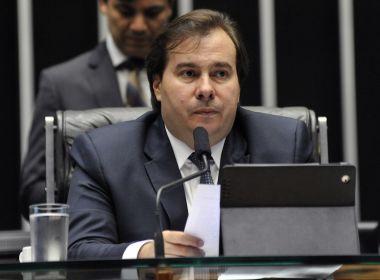 Ato de Maia permite que reforma trabalhista seja aprovada somente em comissão
