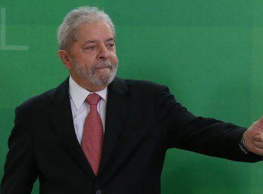 Lula entrega comprovantes de sua renda à Justiça; ex-presidente ganha R$ 31 mil mensais