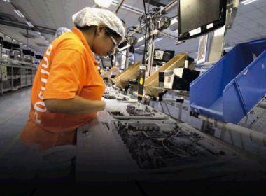 'Indústria baiana vive grave crise', afirma Fieb após queda no setor de Transformação