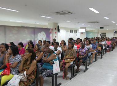 Mutirão Março Mulher: Voluntárias Sociais atende 280 mulheres neste sábado