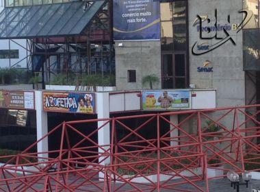 Teatro SESC: Bombeiros rebatem demora no atendimento ao incêndio