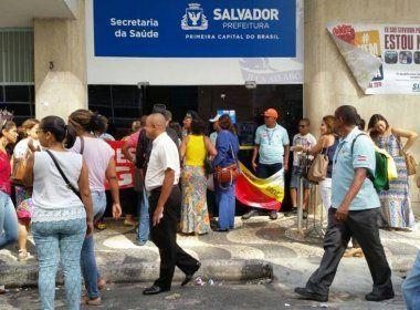 MP aponta improbidade administrativa em Secretaria de Saúde de Salvador