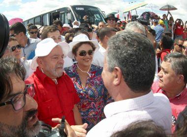 Ato com Lula na Paraíba vira marco para campanha de aliados em 2018