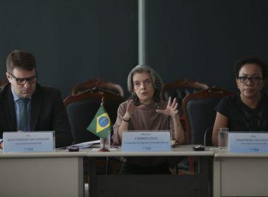 Ministra Cármen Lúcia anuncia aposentadoria da Corte para início de 2018