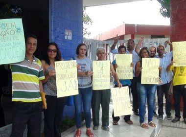 Técnicos administrativos paralisam atividades na Uneb até sexta