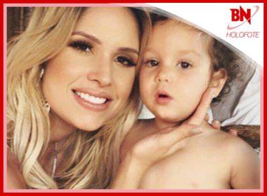 Filha de 2 anos de Safadão com bolsa avaliada em R$ 8 mil é destaque na coluna Holofote