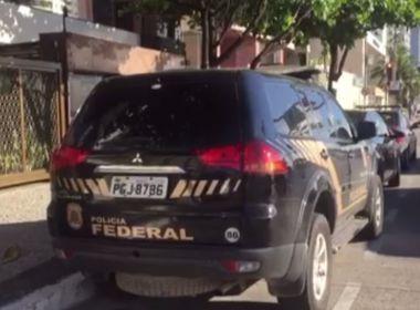 Lava Jato: PF cumpre mandados de busca e apreensão em Recife