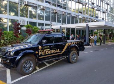 PF prende policial federal e blogueiros no MA por informações vazadas sobre operações