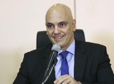 Alexandre de Moraes toma posse no Supremo Tribunal Federal nesta quarta