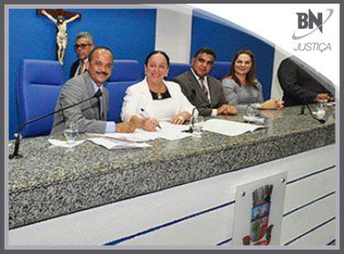 Construção de novo fórum em Camaçari é destaque na coluna Justiça