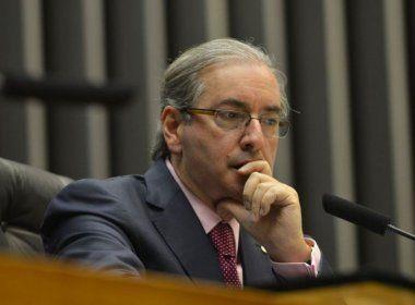 STF rejeita recurso de Cunha; ex-deputado continua réu na Corte