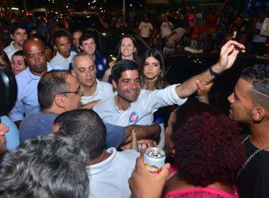 Neto condiciona à vontade da população decisão sobre 2018: 'Cumprirei muito feliz'