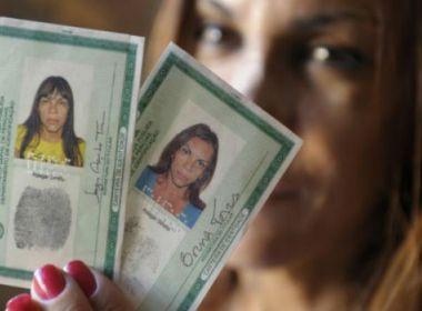 Nome social: Dado poderá constar em documentos oficiais emitidos na Bahia