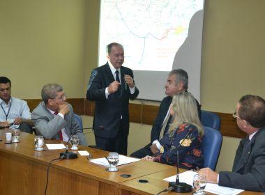 Concessão da Fiol deve sair em julho; comissão da AL-BA vai a Brasília