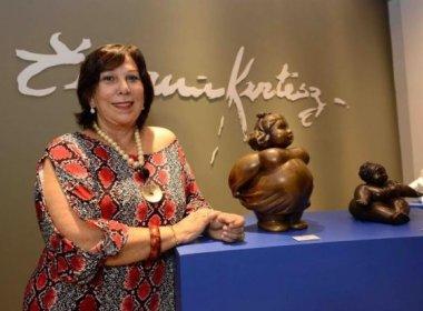 Artista plástica Eliana Kertész morre em Salvador, aos 71 anos, vítima de câncer