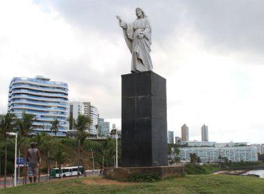 Cristo da Barra será tombado; monumento é requalificado
