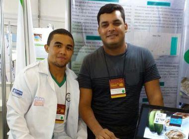 Biomassa: Estudante de Barreiras é premiado em feira de ciências em São Paulo