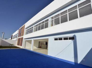 Escola em Periperi é reconstruída com padrão de unidade particular
