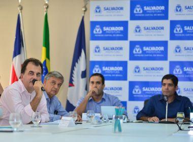 Prefeitura inicia elaboração do Plano de Mobilidade de Salvador
