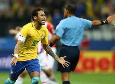 Brasil bate Paraguai em Itaquera e continua com um pé na Copa da Rússia