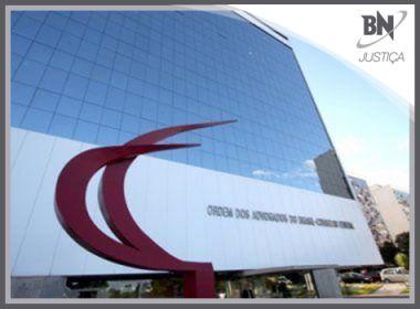 Boato sobre apoio da OAB a guerra civil no país é destaque na coluna Justiça
