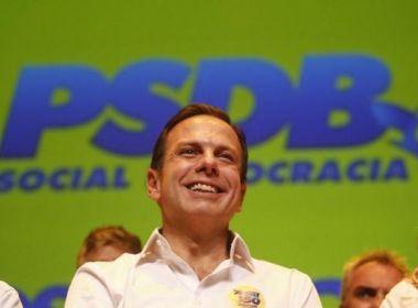 Doria é visto por lideranças como plano B para o PSDB em 2018