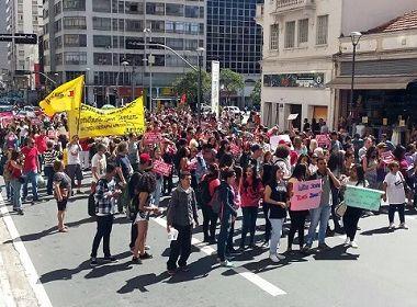 Diversas cidades brasileiras registram protestos contra reformas do governo; veja
