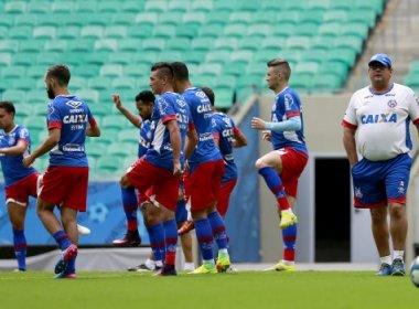 Sem Armero e Jean, Guto Ferreira relaciona 23 jogadores para jogo contra o Sergipe