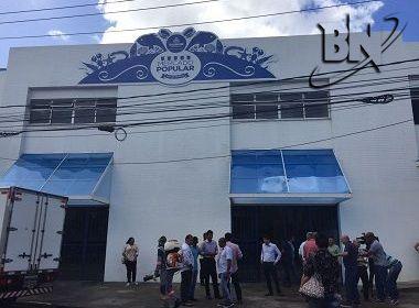 Asfalto da entrada do Mercado Popular será reconstruído para melhorar estrutura