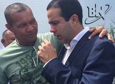 Sempre ao lado do prefeito nos eventos da capital, Bruno Reis nega pretensões para 2018