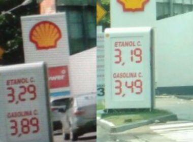 Trindade faz denúncia no MP contra aumento no valor do combustível em Salvador