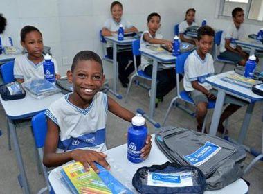 Com base curricular nacional, educação em Salvador também vai rever diretrizes