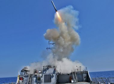 Governos europeus apoiam ataque norte-americano a base aérea na Síria