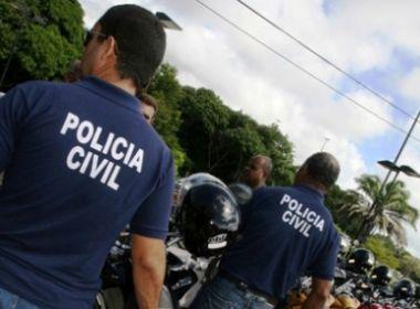 Policiais civis se reúnem para discutir ações de protesto contra o governo