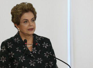 Dilma diz em palestra nos EUA que Temer vai se autodestruir com reformas