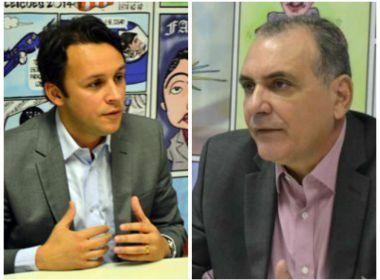 Pelegrino e Negromonte Jr. esperam conhecer pedidos de inquérito antes de se pronunciar