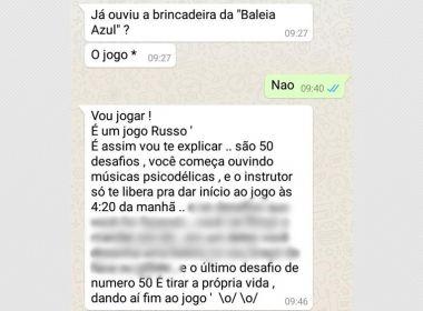 Estudantes de João Pessoa estariam participando de 'jogo' de automutilação e morte