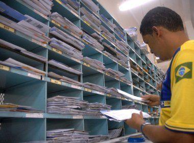Serviços dos Correios sofrem aumento de 7,48%