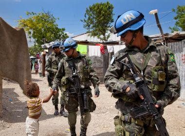 Conselho das Nações Unidas aprova fim da missão no Haiti após 13 anos