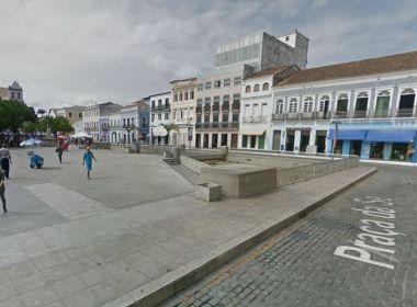 Homem é baleado no Centro Histórico de Salvador; autor foi preso em flagrante