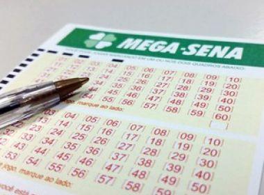 Mega-Sena pode pagar R$ 65 milhões em sorteio deste sábado