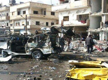 Explosão de carro-bomba mata mais de 40 pessoas na Síria